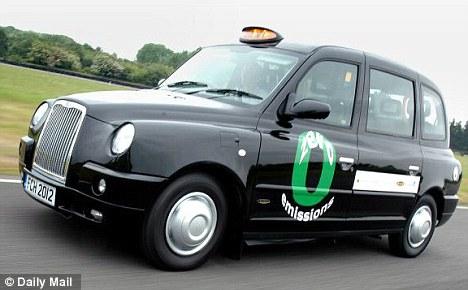 Hydrogen Taxi