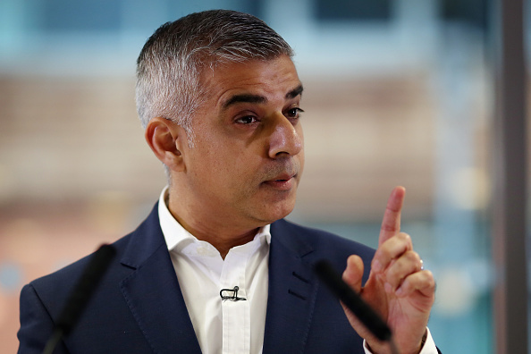 Sadiq Khan threatens crackdown on Uber, saying allowing its taxis was a 'mistake'