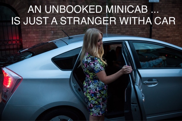 Mini-cab driver convicted of sexual assault