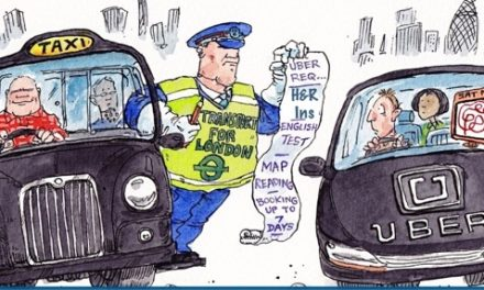 They Don't Like It Up Em Gov….Will TfL Stick To Their Promise?