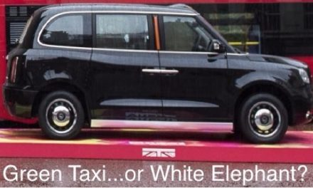 Will Green Taxi Be Final Nail In Coffin Of London Taxi Trade…by Jim Thomas.