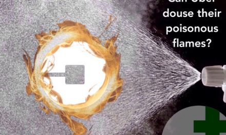 What Next a For Uber, Can They Douse Their Poisonous Flames….by Perry Richardson.