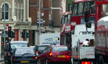 London traffic means buses are 'slower than a horse and cart'