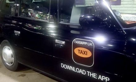 Taxi App, a new app for London's taxi drivers by SuperCabby