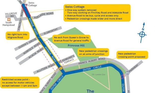 Stop Transport for London's ill-planned Cycle Superhighway 11 scheme in North London