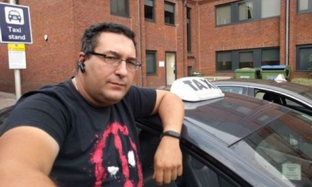 Taxi Vigilante Catches Uber Cars (Licensed by TfL) Illegally Working Egham Railway Station, in Surrey.
