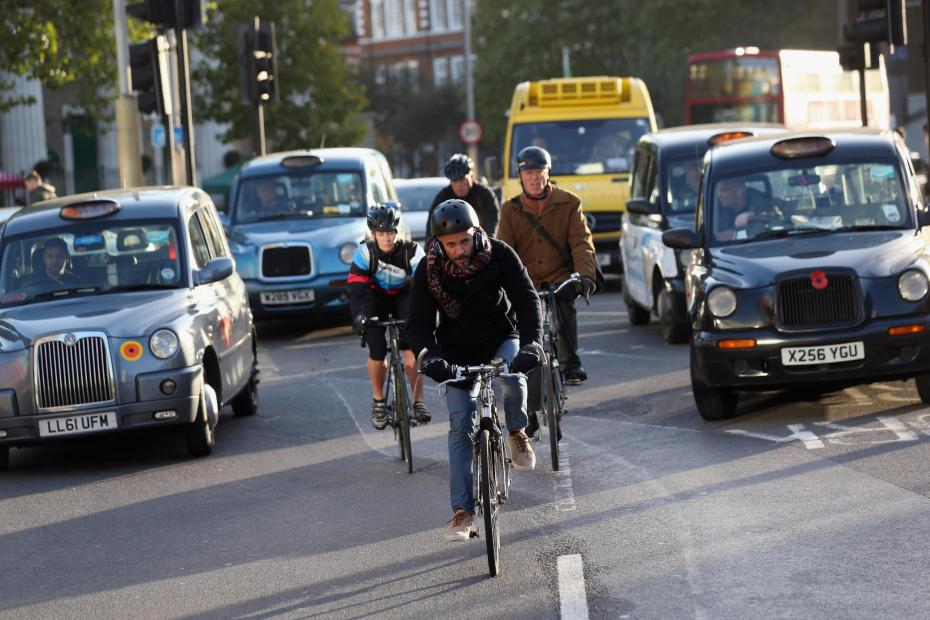 'Rethink London's cycle lanes and end congestion charge', say business chiefs