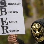 As Uber's Case Is Heard In Europe's Top Court, It's Drivers In U.S. Cities Join Planned Worker Protests