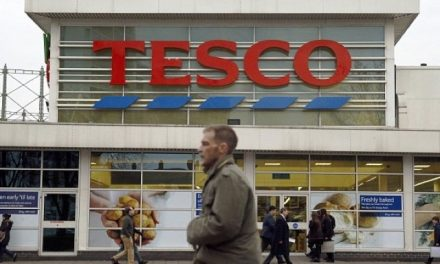 The end of paper receipt? Tesco trials contactless system that will send a receipt to your phone instead