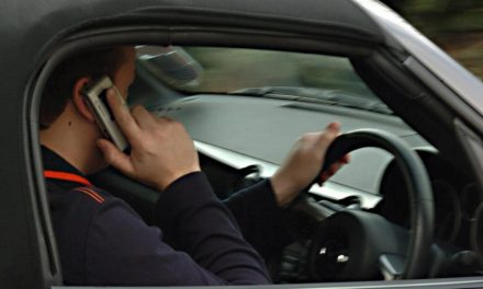 Get caught on the phone twice while driving and you will lose your licence