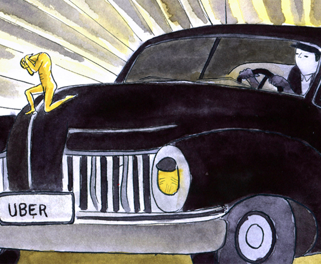 The UK was Uber's oasis in Europe. Not any more