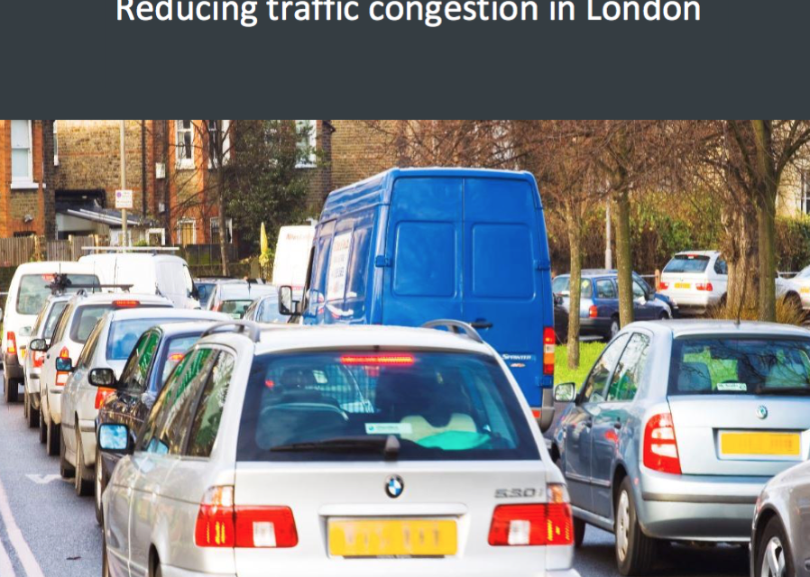 London Stalling – a report on London's congestion by the GLA