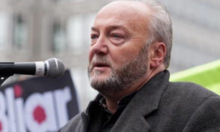 George Galloway Explains That Uber Cheap, Isn't Always Cheerful.