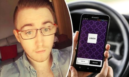 Student claims he and mates were kicked out of an Uber for being GAY