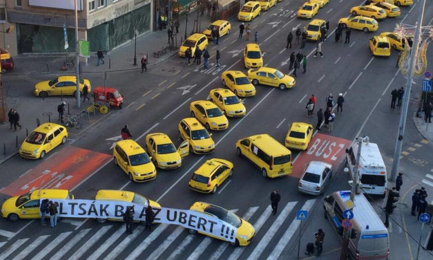 Uber Banned By Turkey