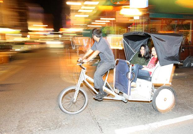 First London rickshaw drivers to be prosecuted over safety breaches