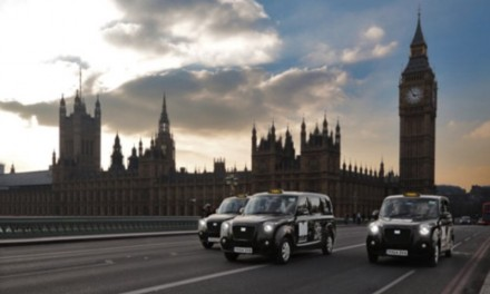 Electrified London Black Cabs Surpass Legal Challenge