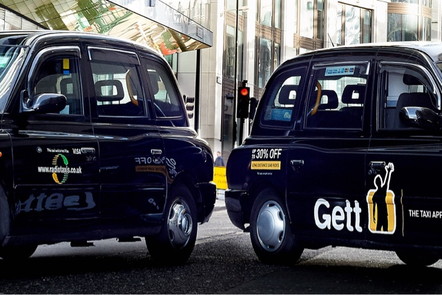 Gett Announce Their Intention To Buy Radio Taxis