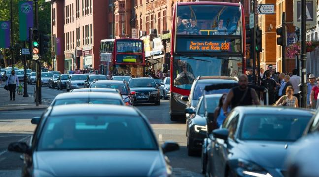London has been named as the world's most congested city