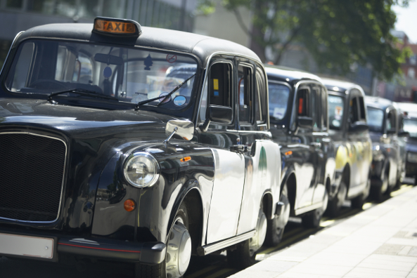 London cabbies fight back with marketing campaign