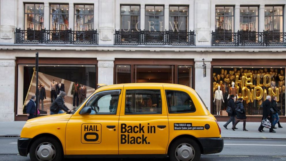 Hailo Takes Fight To Uber With Daimler Deal