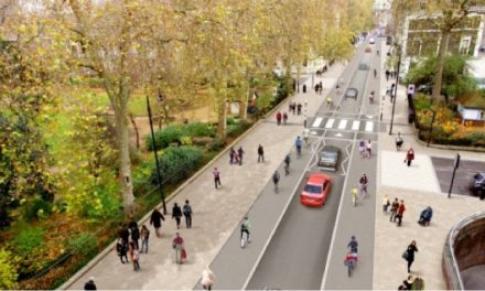 Consultation For A Return To Normality On Torrington, Byng And Tavistock Place