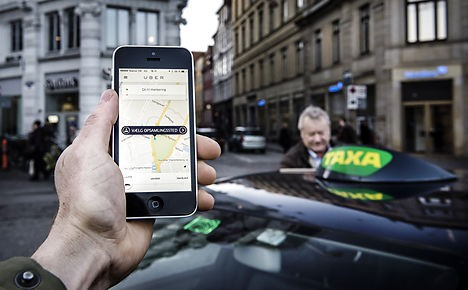 Danish high court declares Uber an illegal service