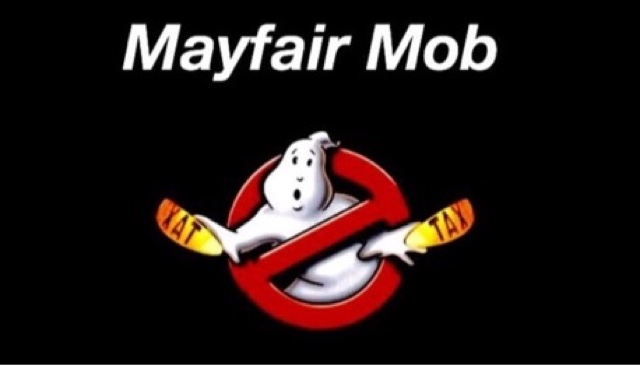 HAPPY NEW YEAR FROM THE MAYFAIR MOB