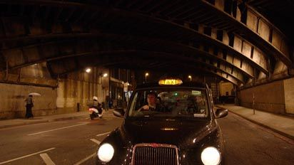 Channel 4 hails The Worlds Toughest Taxi Test