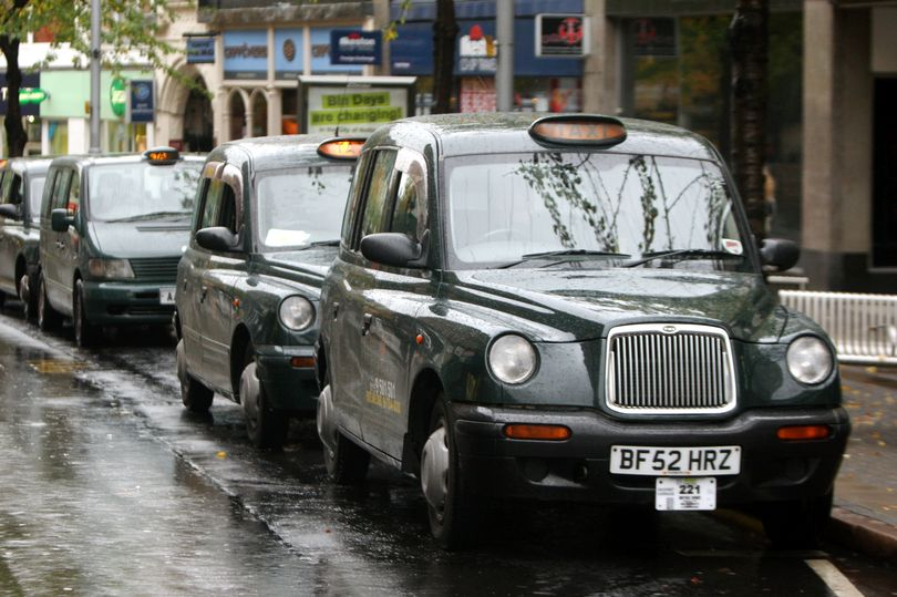 Black cab fares in Nottingham set to go up by 15 per cent from a week before Christmas