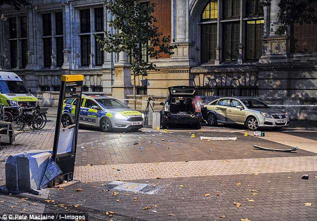 Uber driver 'who ploughed into 11 people outside the Natural History Museum used a fake PASSPORT to get his private hire licence'