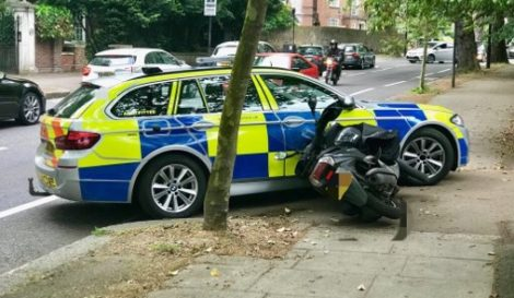 Met police announce crackdown on moped crime