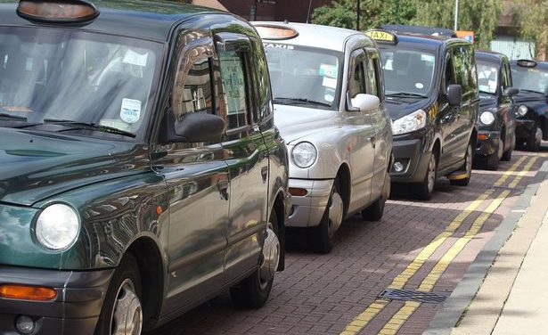 Black Taxis in Reading could be pushed off the road in as little as 5 years