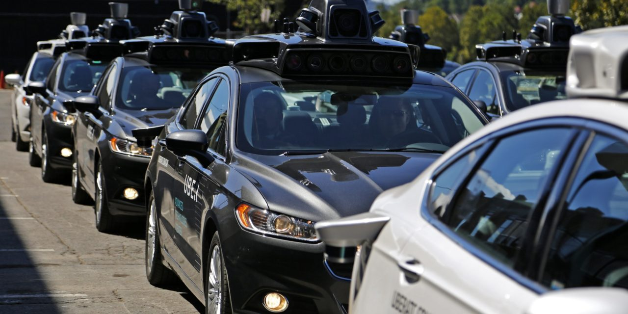Why trees have wreaked havoc on Uber's self-driving program