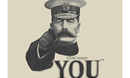 Your Trade Needs You…..The United Trade Action Group Need You… Will You Step Up And Be Counted?