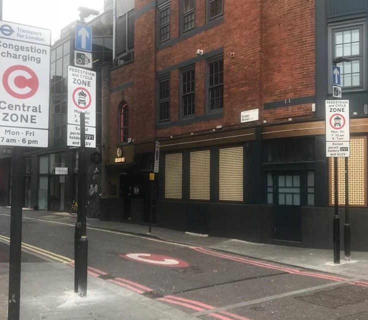 London Taxi PR calls on City of London Corporation and Mayor of London to rethink ULEV road restrictions as they imply 'Restraint of Trade' on the profession