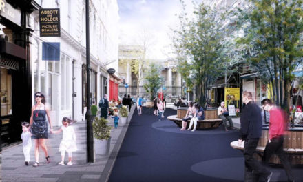 TfL Announce Extension To Tottenham Court Road Scheme Covering New Oxford Street, Bloomsbury And Holborn