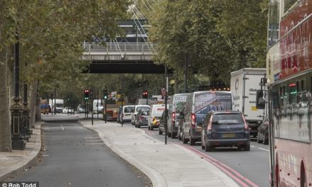 Construction Of The Proposed Hackney To Westferry Cycleway Due To Start. More Golden Contracts For Gold Stakeholders No Doubt.